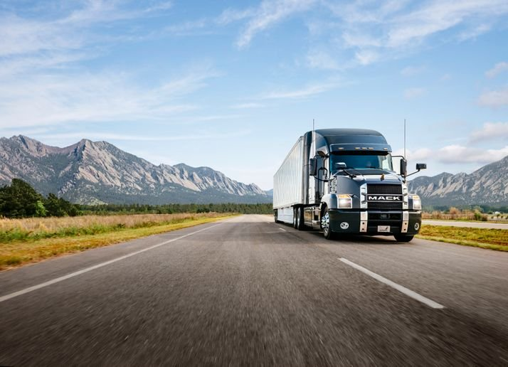 A downturn in the freight market and uncertainty driven by trade and tariff issues are partly to blame for falling Class 8 truck sales. - Photo: Mack Trucks