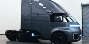 Neuron EV's Torq Enters Heavy-Duty Electric Truck Arena