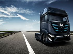 Trans-Atlantic JV Details Battery-Electric and Hydrogen Fuel-Cell Truck Plans