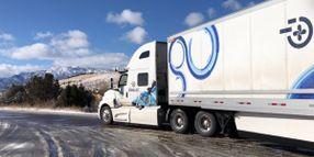Autonomous Truck Makes Coast-to-Coast Run for Land O'Lakes