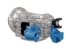 Eaton Discontinues Procision Dual-Clutch Transmission