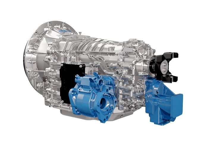 Eaton will end production of the Procision transmission at the end of the year. - Photo: Eaton