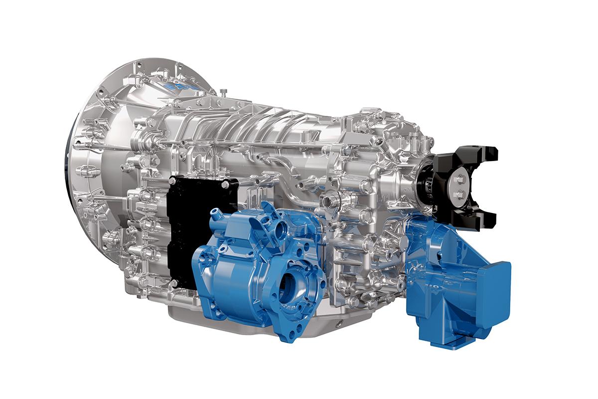 Eaton Discontinues Procision Dual-Clutch Transmission