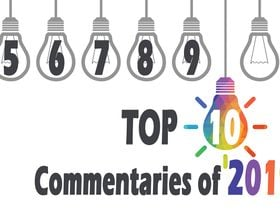 HDT's Top 10 Commentaries of 2019