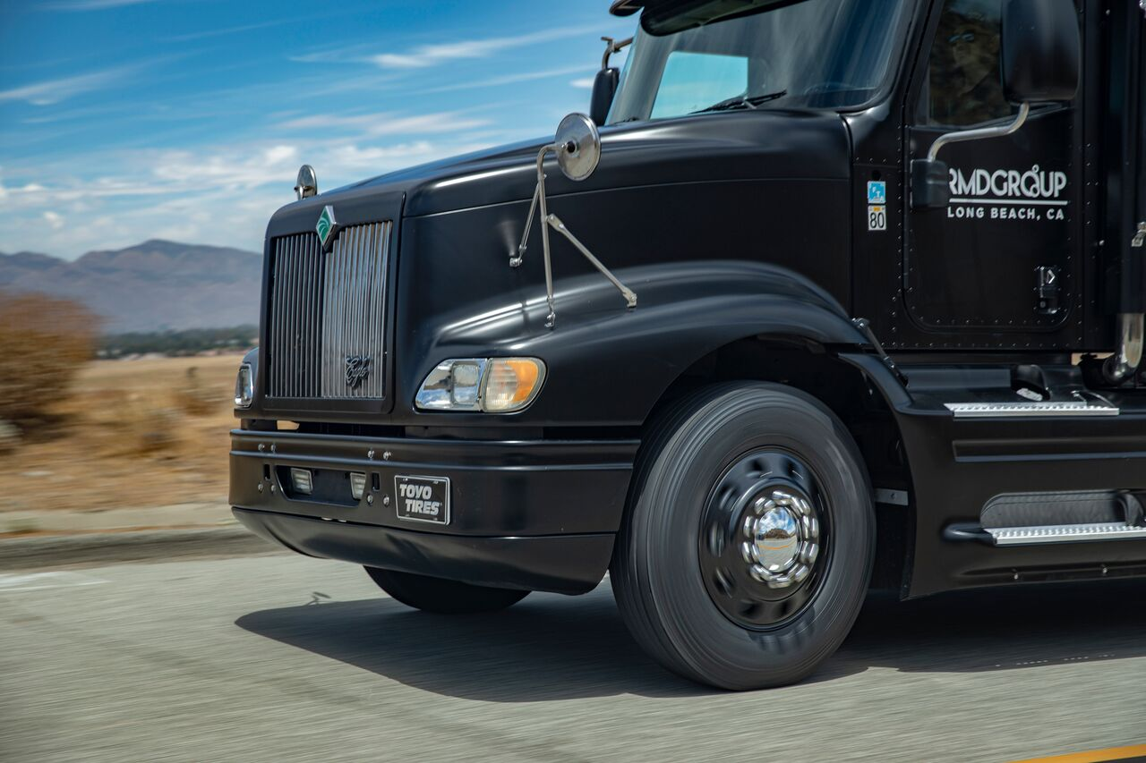 Toyo Truck Tire Exec Talks Distribution, the Amazon Effect, and More