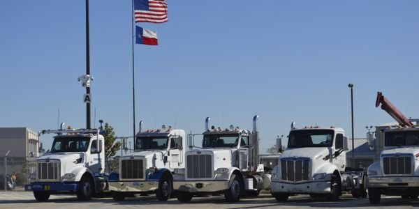 Used truck sales fell off sharply in November, ACT Research said in a new report on trucking...