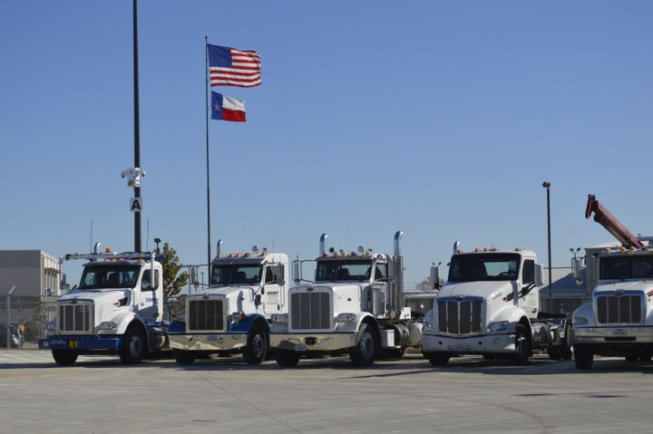 Used truck sales fell off sharply in November, ACT Research said in a new report on trucking economic conditions.  - Photo: Jack Roberts