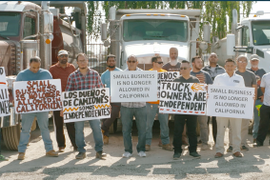 Judge: California Can't Enforce AB5 Against Trucking