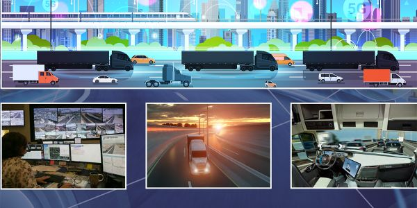 ATRI Research Redefines Role of Government in Autonomous Truck Testing