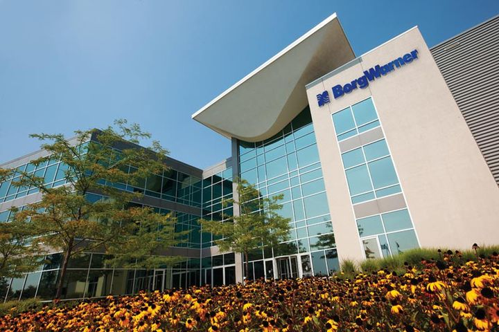BorgWarner Inc. bought Delphi Technologies in an all-stock transaction worth approximately $3.3 billion. - Photo: BorgWarner