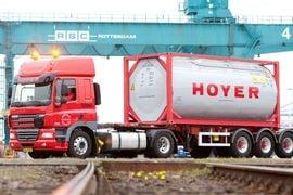 Dupré Logistics, Hoyer Group Team up for Bulk Logistics Joint Venture