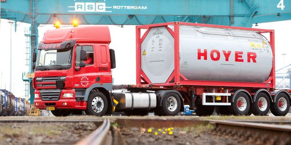 Hoyer is an international logistics company that specializes in moving liquids by road, rail and...