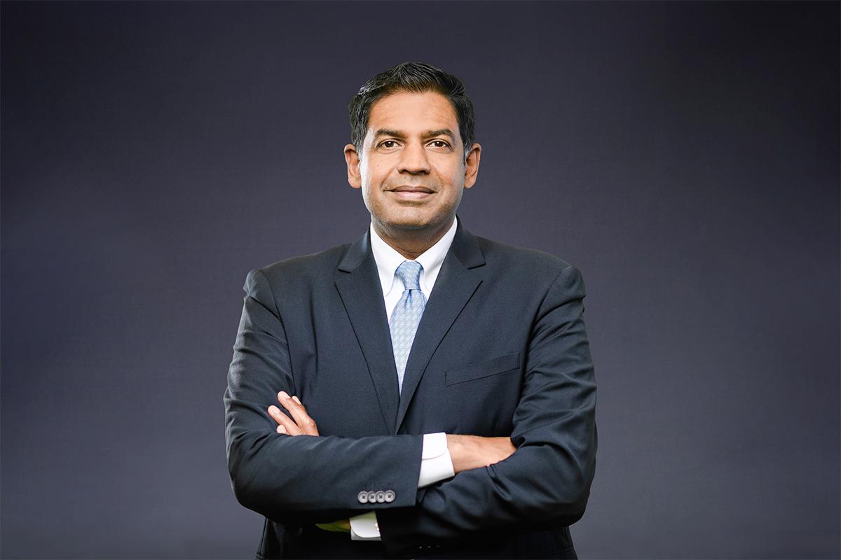 Meritor Names Villavarayan Executive VP, COO