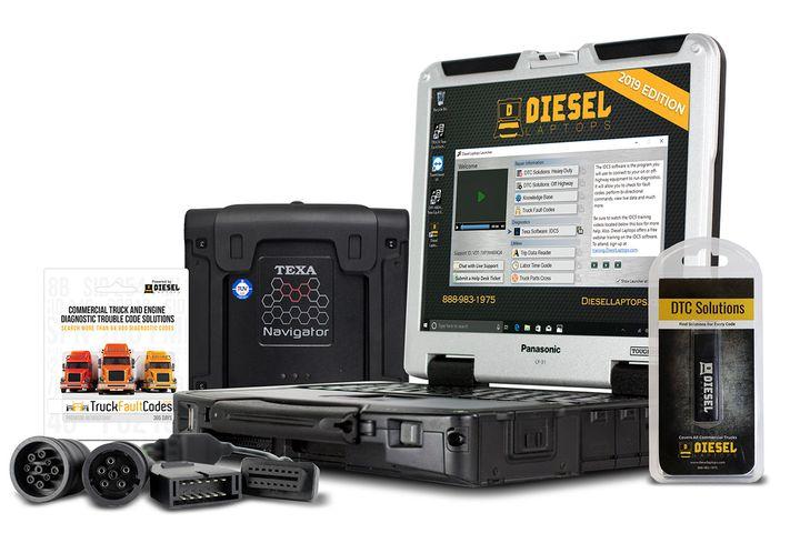 - Photo: Diesel Laptops