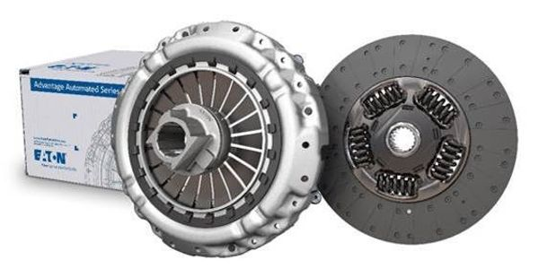 Eaton's Advantage Automated Series clutches are available for the most popular automated...