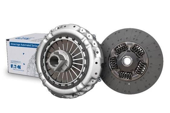 Eaton's Advantage Automated Series clutches are available for the most popular automated transmissions in North America, the company said.  - Photo: Eaton