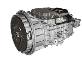 Endurant Automated Transmission Now Standard on Certain International Trucks