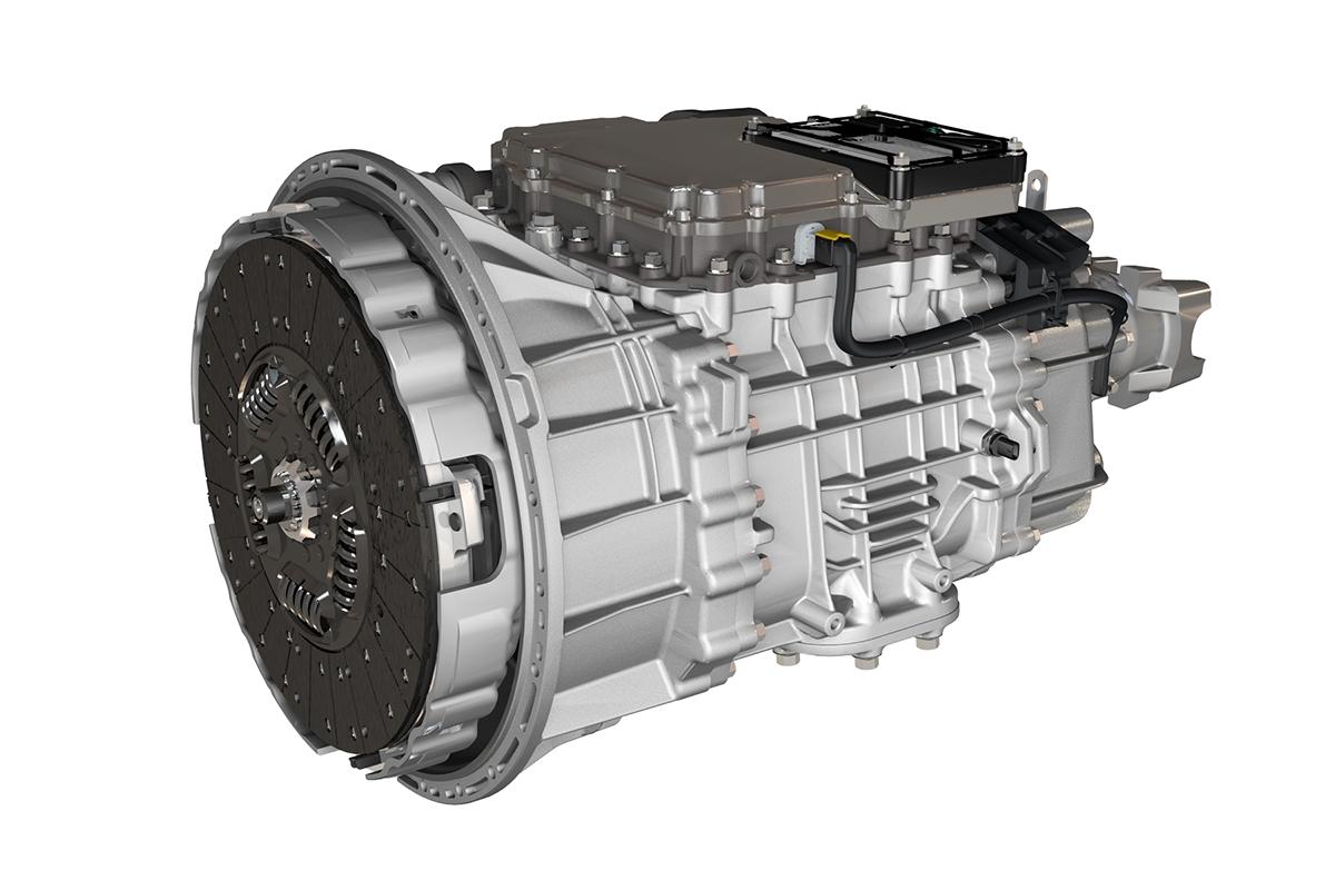 Endurant Automated Transmission Now Standard on Certain International Trucks