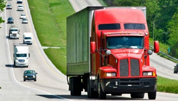 "According to freight forecasting firm FTR, trucking conditions now are ""holding in a narrow window."" - Image: FMCSA"