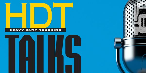 Each 20- to 25-minute episode of the HDT Talks Trucking podcast will delve into an industry...