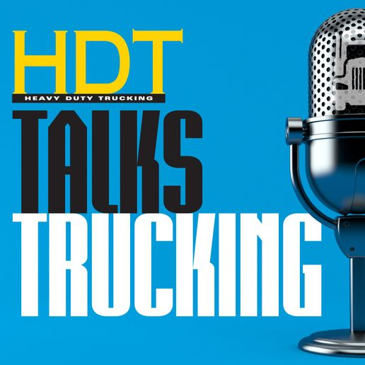 HDT Talks Trucking will feature six episodes per three-month season. - Image: Bobit Business Media