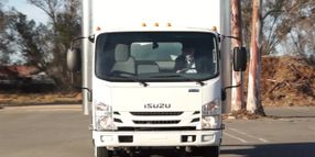 Isuzu, Honda Ink Hydrogen Fuel Cell R&D Deal
