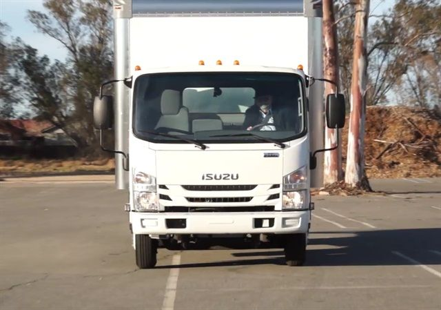 Isuzu and Honda have announced a joint research agreement to develop hydrogen fuel cell technology for commercial trucks. - Photo: Isuzu Commercial Truck America