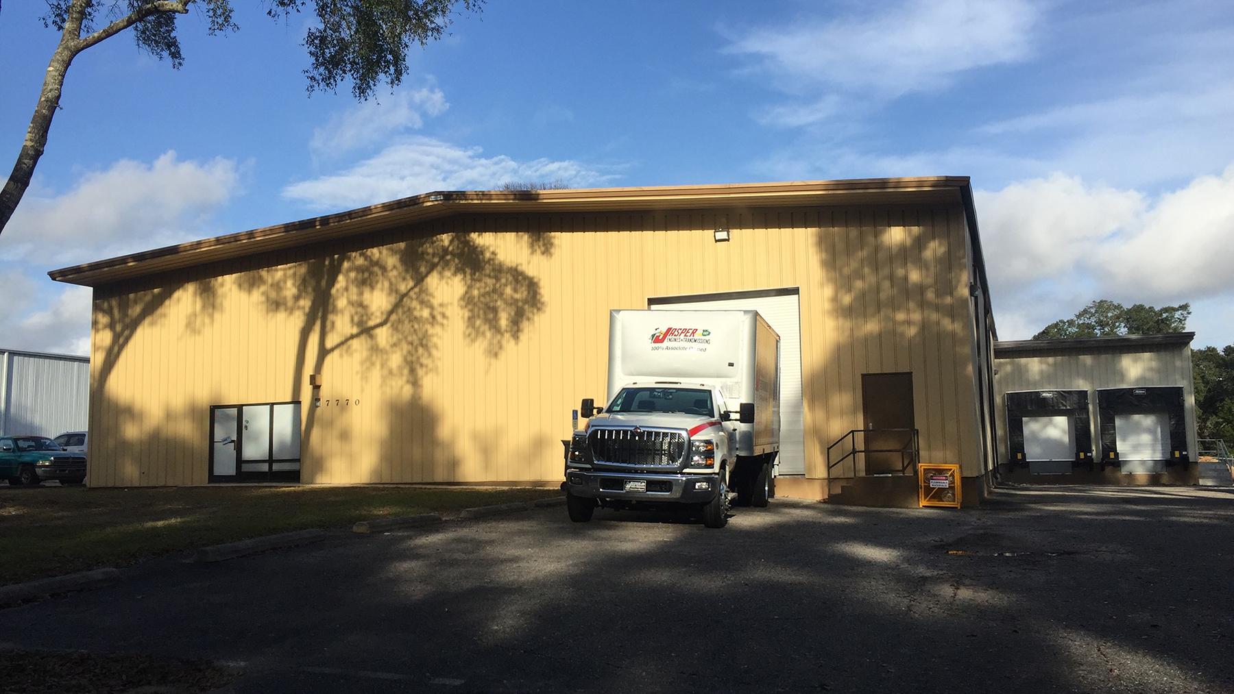 Jasper Engines and Transmissions Adds Florida Location
