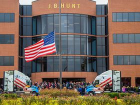 J.B. Hunt Acquires RDI Last Mile