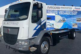 Kenworth, Dana Teaming on Electric Truck Powertrain Development at CES