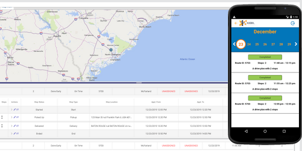 Kuebix said it provides a transportation management system (TMS) that powers North America's...