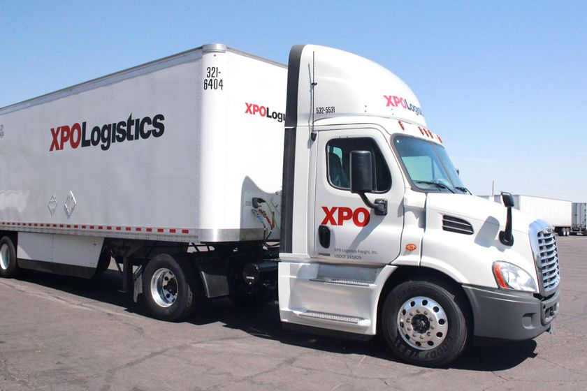 The only part of XPO's business not potentially on the table for a sale or a spin-off is the...