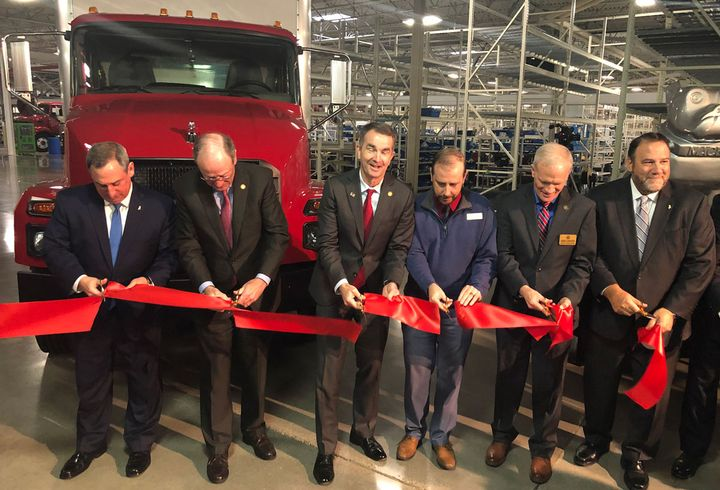 Mack is investing $13 million to establish its Roanoke Valley Operations (RVO), a new manufacturing facility in Roanoke Valley, Virginia.