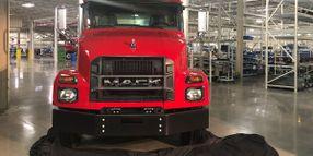 Mack Announces Medium-Duty Truck Line