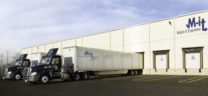 """We see a great deal of opportunities to gain market share in this region as well as elsewhere to offer expanded services to our existing international customer base,"" said Tony Apa, president and founder of Mark-It. - Photo: Mark-It Express Logistics"