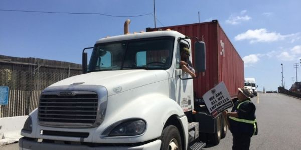 The Teamsters union has been challenging NFI's use of independent contractors, but a court...