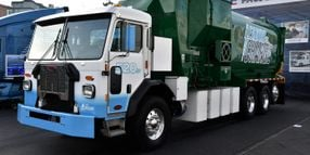 Los Angeles Commits to 100% Electric Refuse Fleet