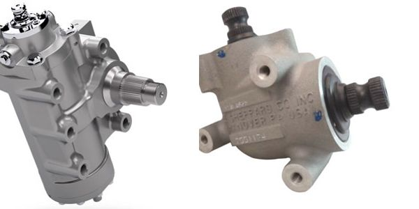 Sheppard steering components. The Bendix acquisition of the company plays into autonomous and...