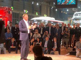 Traton Makes Much-Anticipated Bid to Acquire Navistar