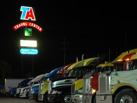 AscendTMS and TruckPark Ink Parking Reservations Deal