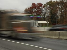 Connecticut Democrats Unveil Truck-Only Toll Plan