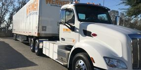 Werner to Put Electric Class 8 Truck Through its Paces