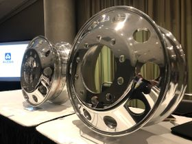 Alcoa Sheds Weight with New Truck Wheel; Launches Podcast
