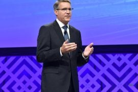 ATA Chief Spear Highlights Key Issues Facing Trucking