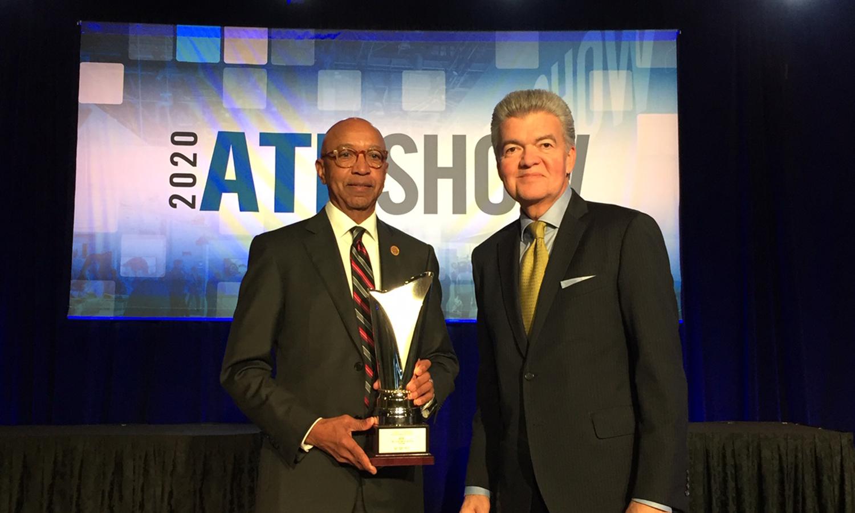 Oscar Horton Named ATD 2020 Truck Dealer of the Year