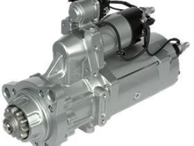 BorgWarner Introduces 'Smart' Starters for Heavy Duty Trucks