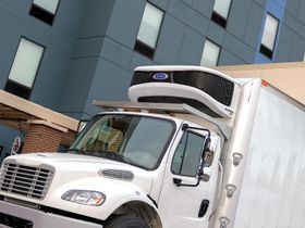 Carrier Transicold Expands Supra Line of Truck Refrigeration Units