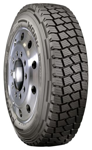 Cooper Tire's Work Series now includes a new regional all-weather drive tire. - Photo: Cooper Tire