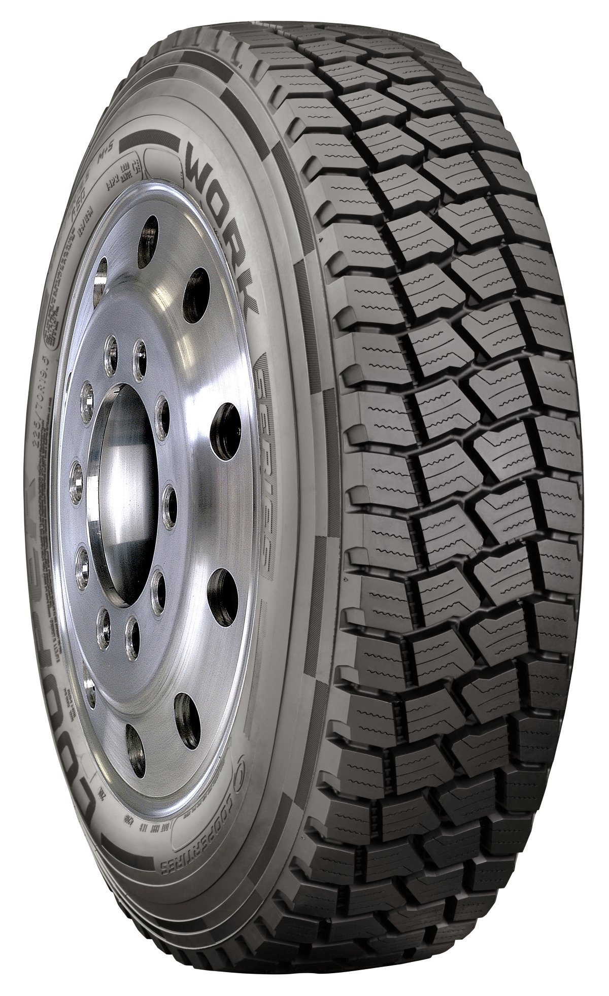 Cooper Rolls Out All-Weather Drive Tire for Regional Fleets