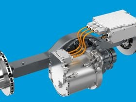Spicer Medium-Duty e-Axles Enter Production
